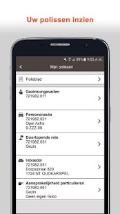VerzekeringApp- screenshot thumbnail