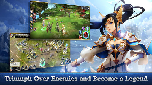 The War of Genesis: Battle of Antaria 1202 app download 6