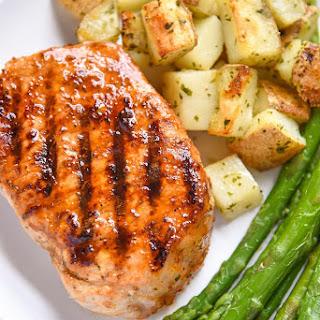 Grilled Pork Chop Marinade Recipe