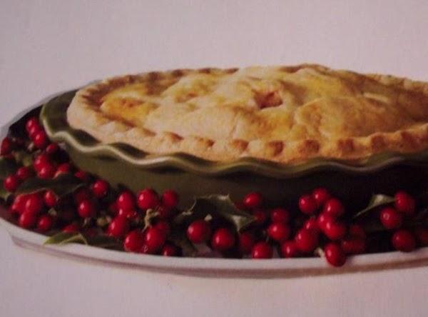 Holiday Pineapple Pie Recipe