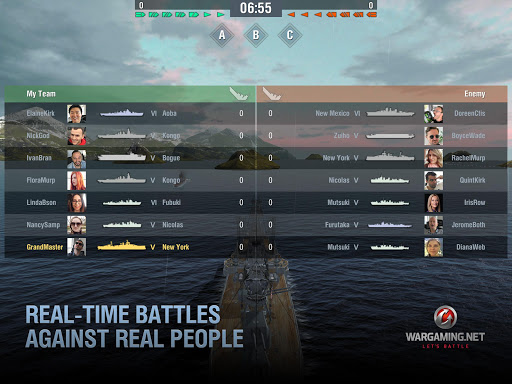 World of Warships Blitz 1.1.1 screenshots 8