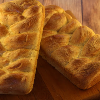 Cottage Cheese & Dill Bread Recipe