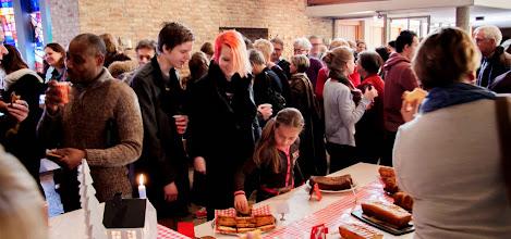 Photo: Winterwandeling 23 februari 2014 (c) Wout Buitenhuis