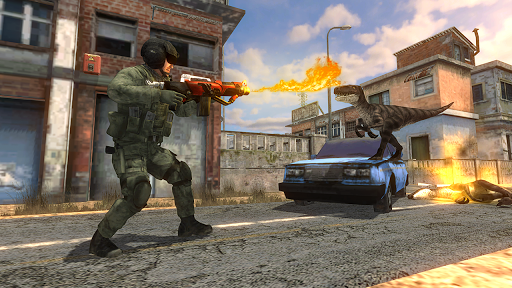 Dinosaur Shooting Simulator screenshots 8