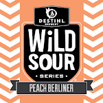 DESTIHL Wild Sour Series: Peach Berliner