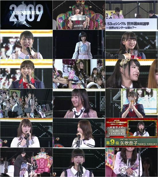 (Web)(720p) 第10回AKB48世界選抜総選挙2018 (Youtube Ver.) 180616