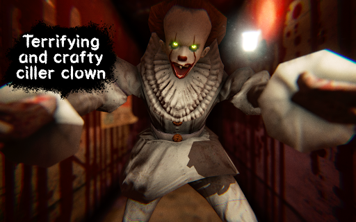 Death Park : Scary Clown Survival Horror Game screenshot 9