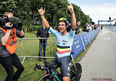 Europees kampioen Campenaerts verklapt meteen zijn volgende grote doel