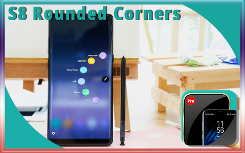 The Best Rounded Corner / Pro - náhled