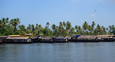 Photo: The houseboats come in all sizes
