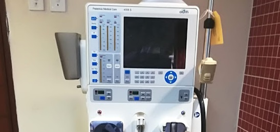 Former hospital worker bust after 'making off' with dialysis machine