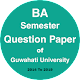 Download BA Semester Old Question Paper- Gauhati University For PC Windows and Mac