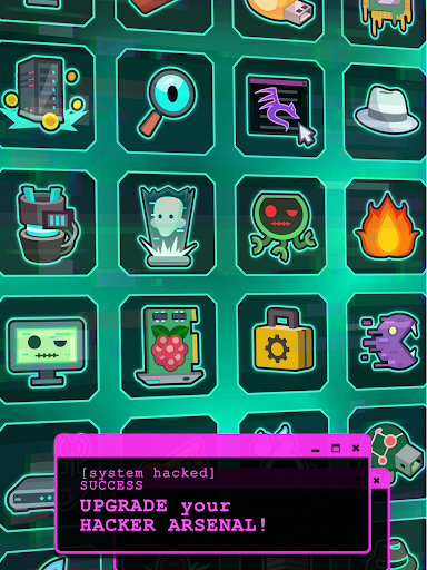 Hacking Hero - Cyber Adventure Clicker - Apps on Google Play