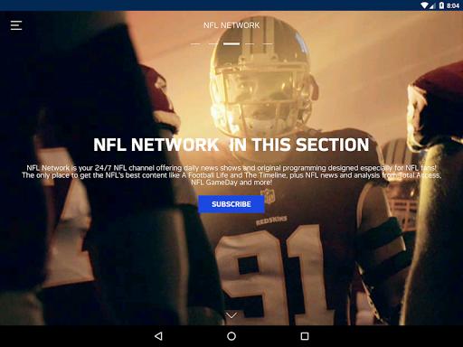NFL Game Pass International 1.6.6 screenshots 7