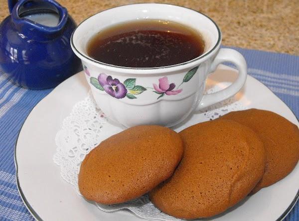 Bill's Favorite Molasses Cookies Recipe