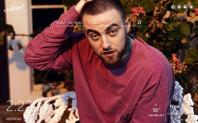 Mac Miller HD Wallpapers Hip Hop Theme