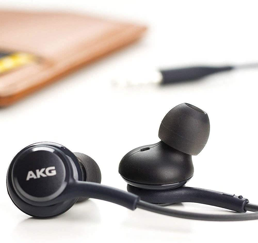OEM ONYEKA Wired Earbuds Stereo Headphones for Samsung Designed by AKG