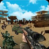 Sniper Desert Action