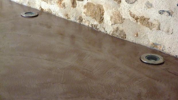 Alliance du revêtement en béton ciré et de la pierre