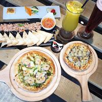 7平方創新披薩