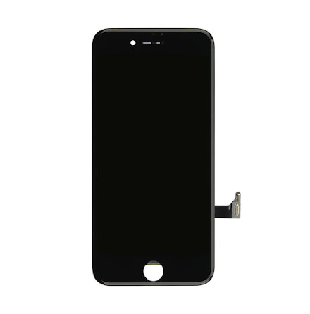 iPhone 8 Plus LCD-skärm (AOU-tillverkad)  SVART