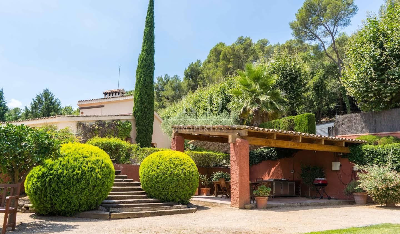 Property with pool and garden Valldoreix