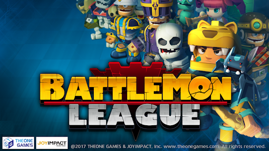 Battlemon League 1