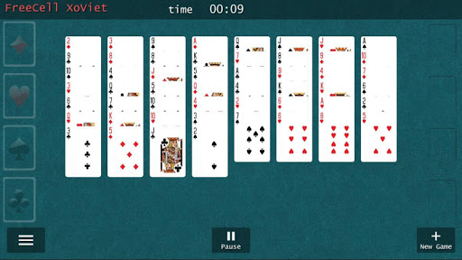 FreeCell Free: Solitaire 2019 1.3 APK MOD screenshots 2
