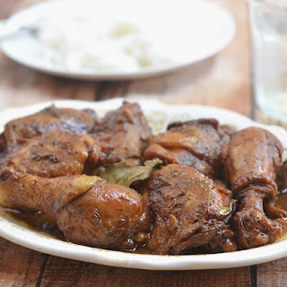 Chicken Adobo Seasoning Recipes