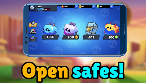 Box Simulator for Brawl Stars: Open that box! 0.6 screenshots 5