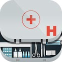 First Aid - Nearby Hospital icon