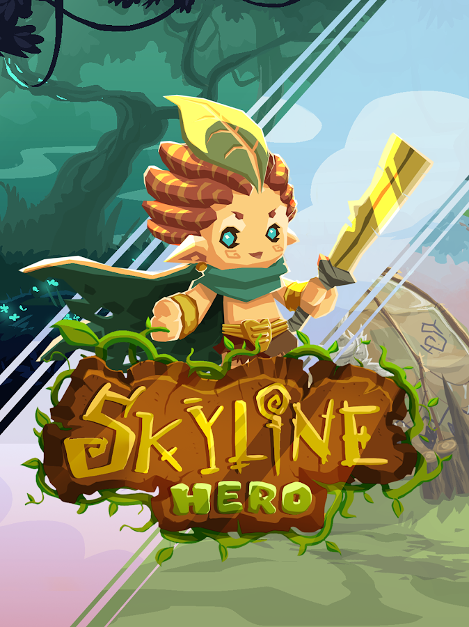 Skyline Hero- screenshot