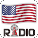 FM Radio USA - AM FM Radio Apps For Android icon