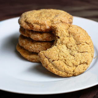 Gingersnap Molasses Cookies