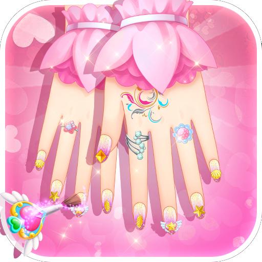 Magic Princess Manicure 2 (game)