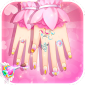 Magic Princess Manicure 2