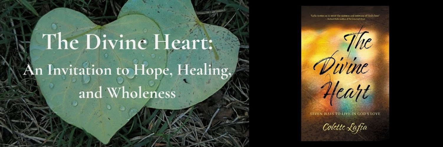 The Divine Heart: An Invitation to Hope, Healing, and Wholeness
