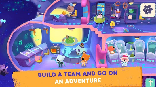 Be-be-bears in space Mod Apk 2