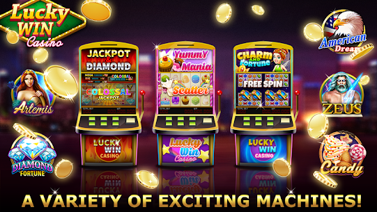 Lucky Win Casino™- FREE SLOTS 2