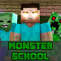 Monster School for MCPE icon
