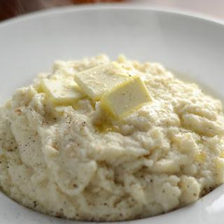 Paleo Cauliflower Puree