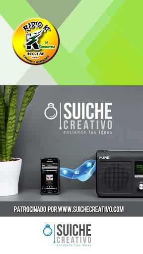 Radio La konsentida Fm 1.0 screenshots 1