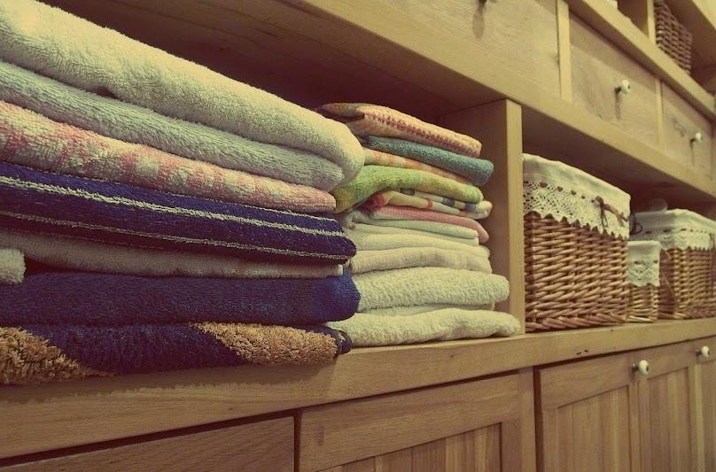 Przechowywanie w garderobie