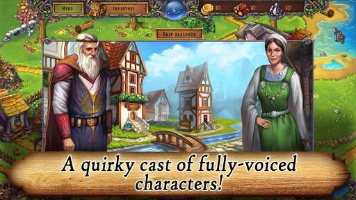 Runefall - Medieval Match 3 Adventure Quest android2mod screenshots 8