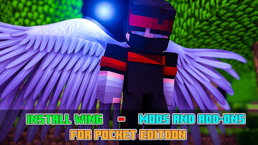 Wing Mod - Addons and Mods Hack, Cheats & Hints   cheat