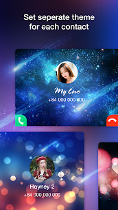 Call Screen Themes With Flashlight On Call 4