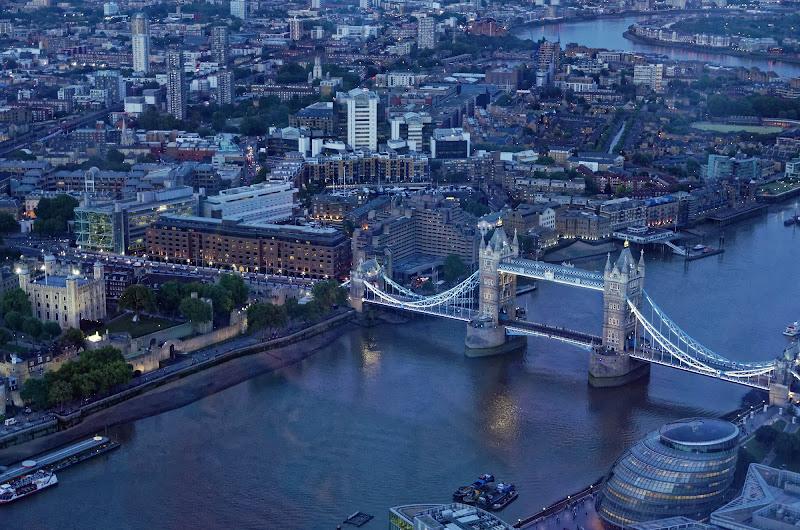 Tower Bridge di Yasis