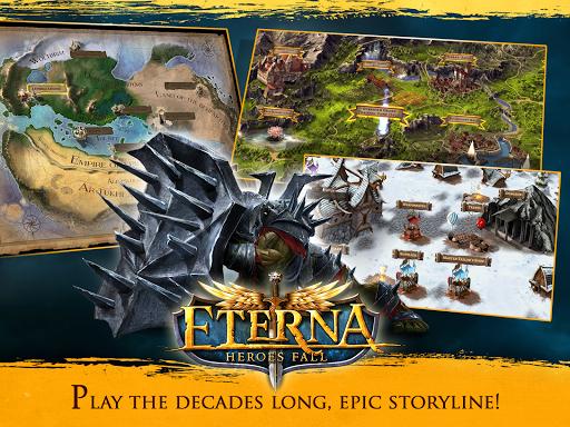 Eterna: Heroes Fall - Deep RPG 1.146 screenshots 11