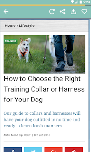 Pet Care: Pet Health News&Tips- screenshot thumbnail