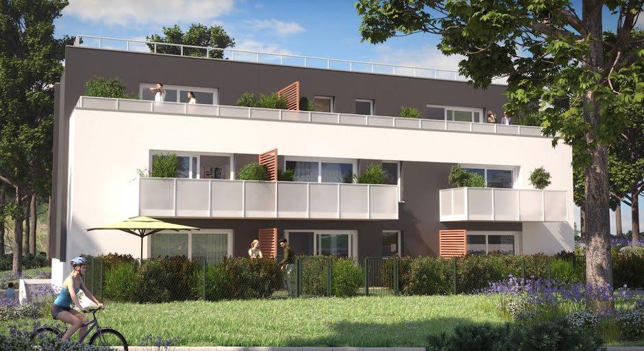 8 appartements T2 et T3   Accession Libre en résidence principale ou pour un investissement locatif